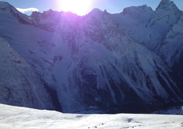 Мой первый раз на сноуборде