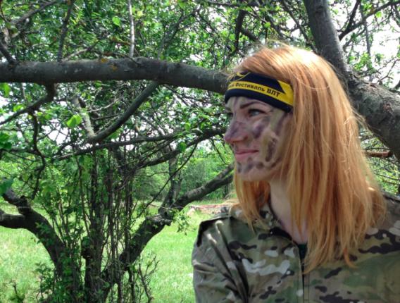 Как я стала диверсантом и честно сражалась в бою