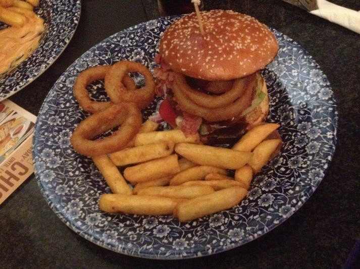 Что поесть в Лондоне