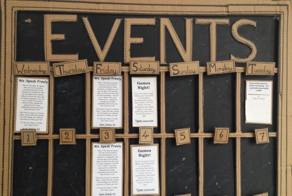 Циферблат в Лондоне