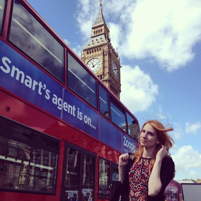 ТОП-5 интересных мест в Лондоне по мнению Анны Третьяковой