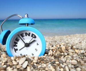 Как быстро восстановить силы после отпуска